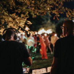 Aperitivo con DJ Musica Sposi