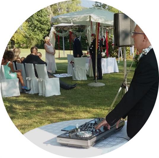 sisimusica-daniele DJ cerimonia civile