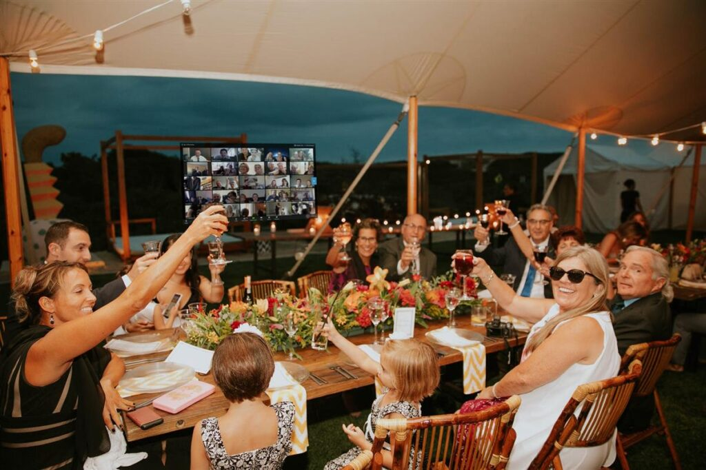 Wedding Party brindisi zoom dj per matrimonio