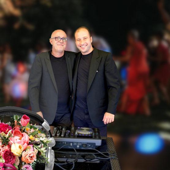 Daniele & Giovanni DJ Sisimusica musica matrimonio lombardia